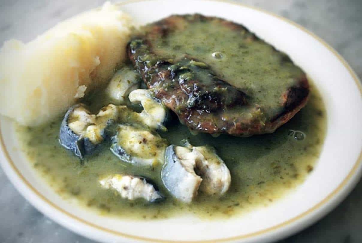 Pie n mash its a london thing how to cook great food network how to cook great food pie mash liquor forumfinder Gallery